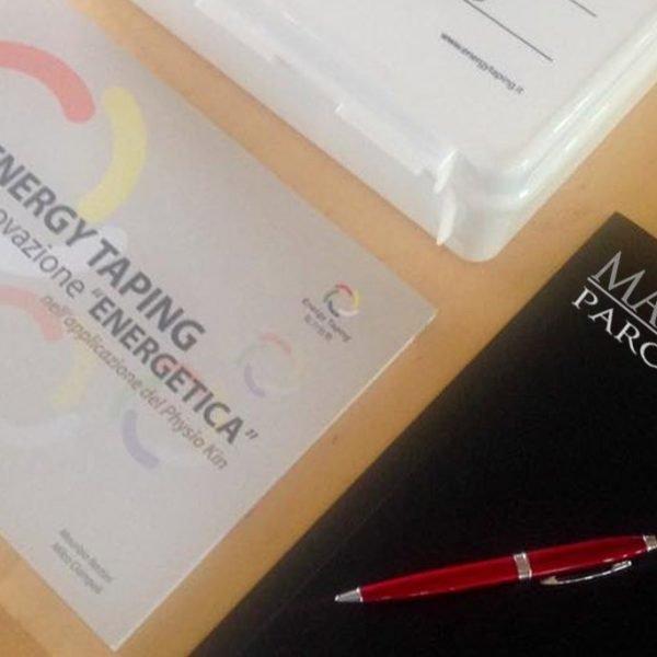 Energy Taping - Marica Parolini