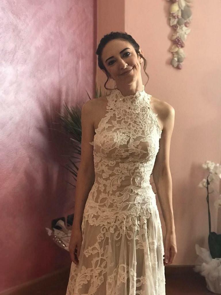 Marica Parolini Make Up Wedding