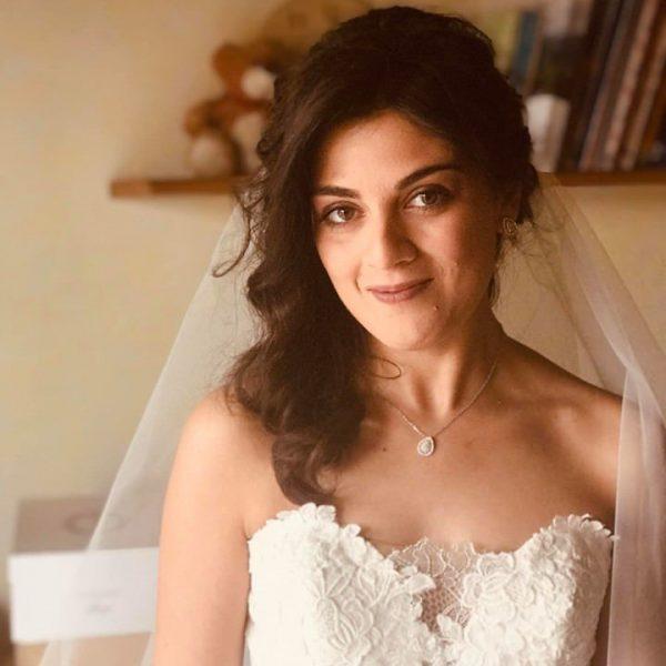 Marica Parolini Make Up Wedding Adro